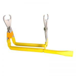 Levantacuadros amarillo JERO Langstroth y Dadant