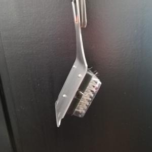Cepillo – Rasqueta para barbacoa